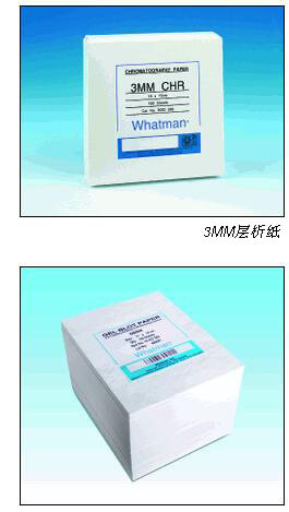 Whatman 杂交纸, 3030-861, 3030-866, 3030-704, western